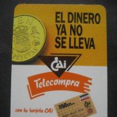 Coleccionismo Calendarios: CALENDARIO CAJA DE AHORROS DE LA INMACULADA 1989. Nº2. Lote 118742115