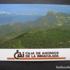 Coleccionismo Calendarios: CALENDARIO CAJA DE AHORROS DE LA INMACULADA 1990. Lote 118742275