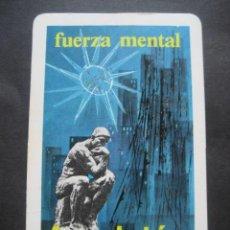 Coleccionismo Calendarios: CALENDARIO FOSGLUTEN 1972. Lote 118752051