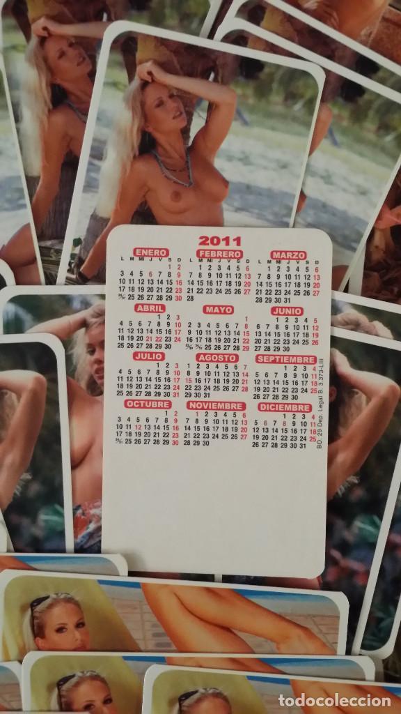 Coleccionismo Calendarios: 130 CALENDARIOS BOLSILLO TIPO TARJETA - CHICAS - Foto 5 - 119522227