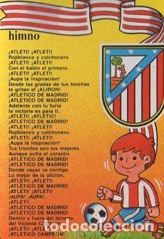 Calendario Atletico Madrid.Calendario Atletico Madrid Ano 1991 Cal 8834 3