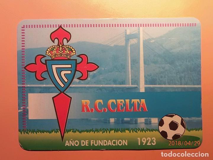 Calendario Celta Vigo.Calendario De Bolsillo Ano 2000 Futbol R C Celta De Vigo