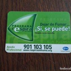 Collectionnisme Calendriers: CALENDARIO DE PUBLICIDAD, MEDICAMENTOS, FARMACIA, PROGRAMA REPIRA AÑO 2006. Lote 120983619