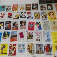 Coleccionismo Calendarios: GRAN LOTE DE CALENDARIOS FOURNIER AÑOS 50 60 70 80 Y OTRAS MARCAS. Lote 121345267