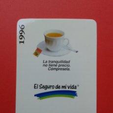 Coleccionismo Calendarios: CALENDARIO ALLIANZ SEGUROS 1996. Lote 121801271