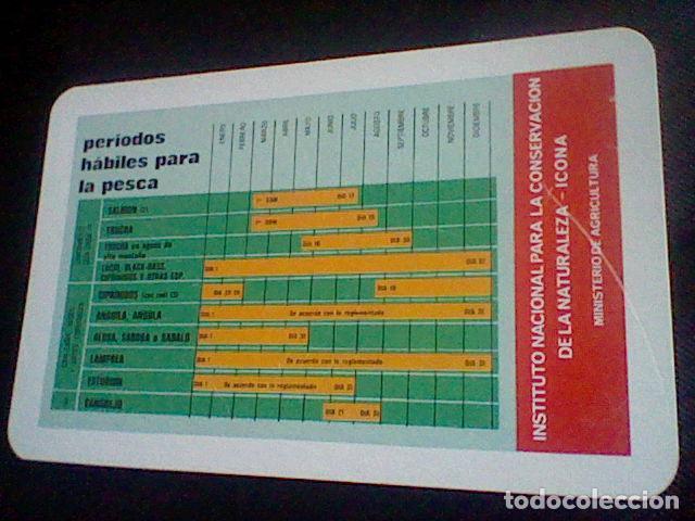 Calendario De Pesca.Icona Periodos Habiles Para Pesca Calendario Fournier 1978 Frontal Aranado
