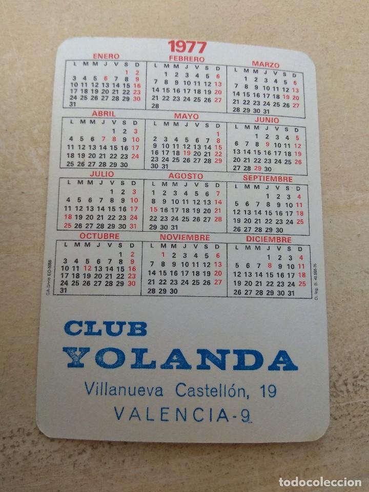 Calendario Del 1977.Calendario Erotico 1977