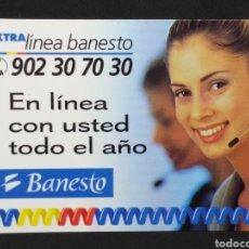 Coleccionismo Calendarios: CALENDARIO DE BANESTO DE 1999. Lote 122650898