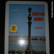 Coleccionismo Calendarios: FOURNIER 1973. CALENDARIO FOURNIER DE ÁLVAREZ-ED. MIÑÓN. AÑO 1973.. Lote 122729391