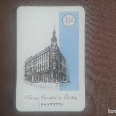 Coleccionismo Calendarios: CALENDARIO AÑO 1968. FOURNIER. BANCO ESPAÑOL DE CREDITO. BANESTO. . Lote 123016791