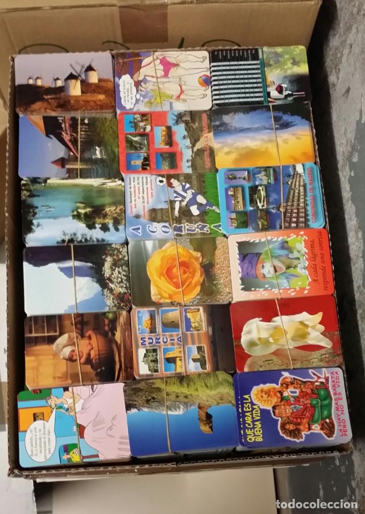 Coleccionismo Calendarios: MILES DE CALENDARIOS DE BOLSILLO NUEVOS - Foto 2 - 123071187