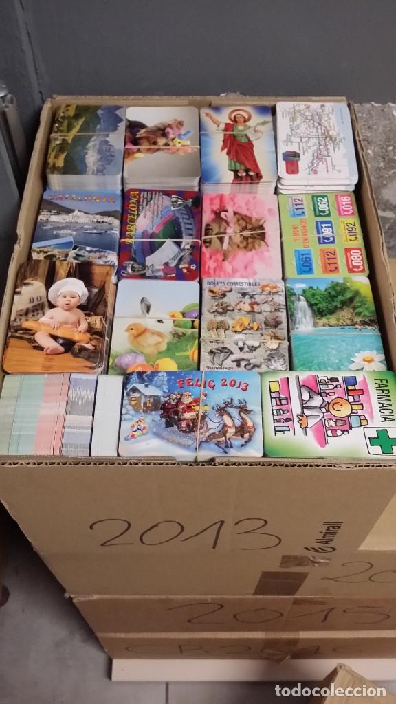 Coleccionismo Calendarios: MILES DE CALENDARIOS DE BOLSILLO NUEVOS - Foto 3 - 123071187
