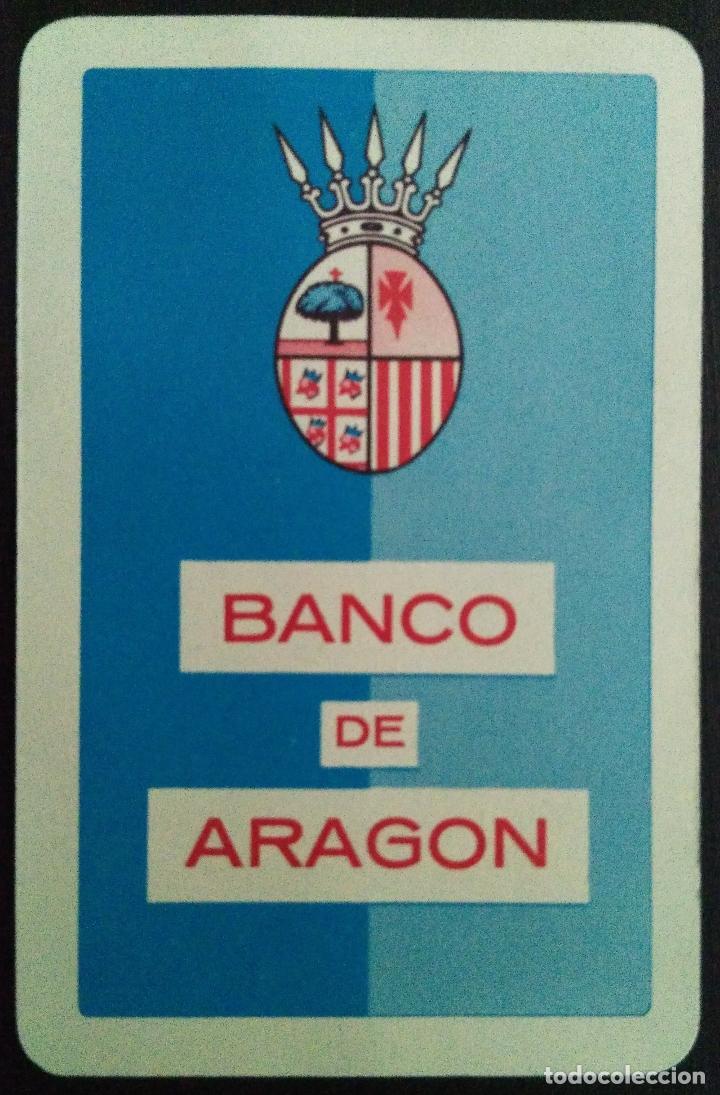 CALENDARIO FOURNIER DEL BANCO DE ARAGÓN. AÑO 1963. (Coleccionismo - Calendarios)