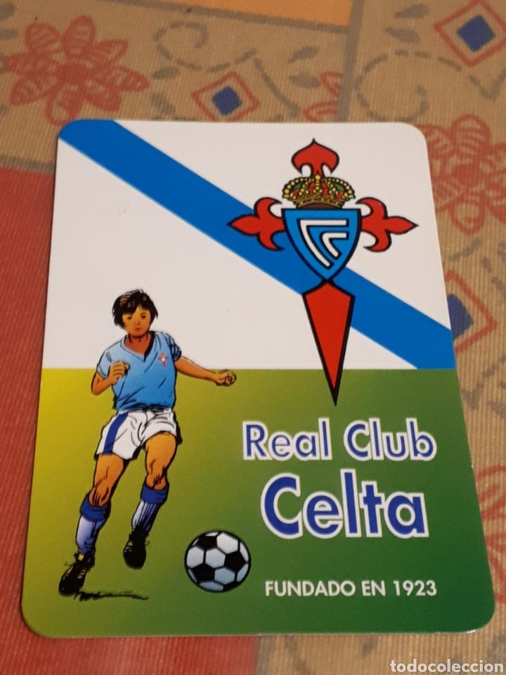 Calendario Celta Vigo.Calendario De Bolsillo Futbol Real Club Celta D Sold Through