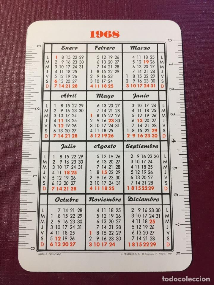 Coleccionismo Calendarios: Calendario Fournier,1968. - Foto 2 - 125927646