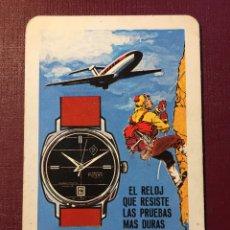 Coleccionismo Calendarios: CALENDARIO FOURNIER,1968.. Lote 125928454