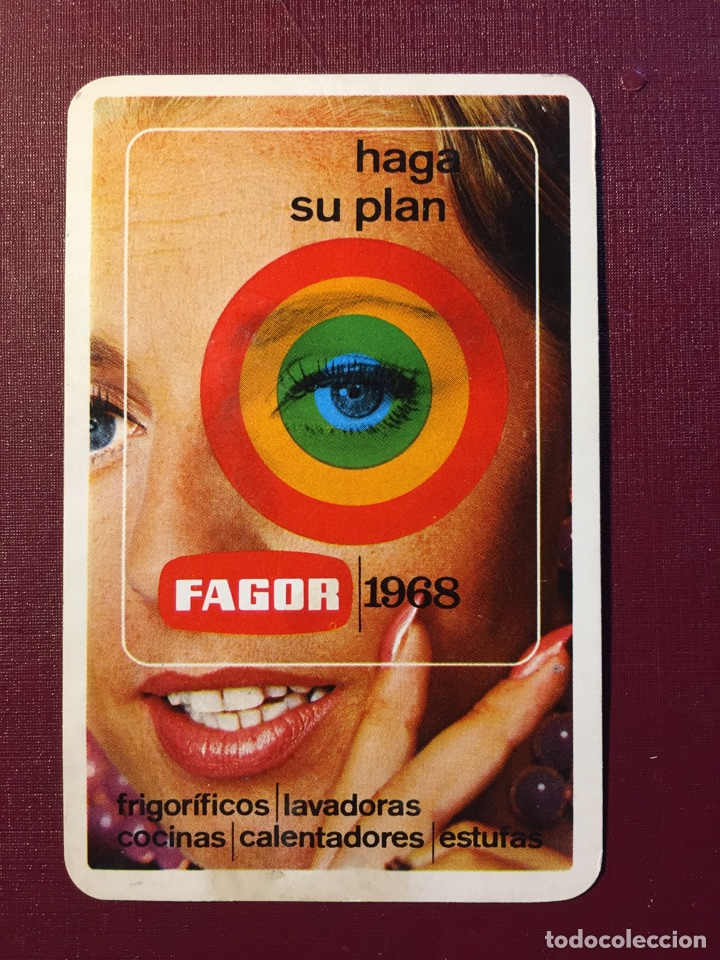 CALENDARIO FOURNIER,1968. (Coleccionismo - Calendarios)