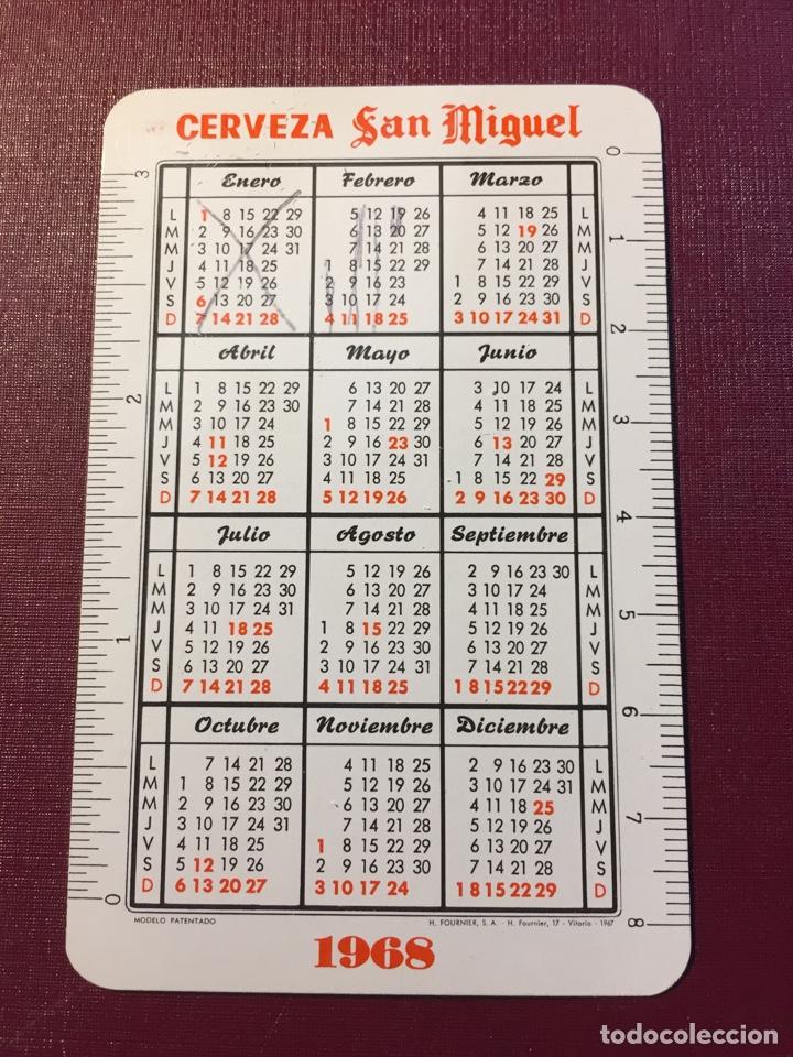 Coleccionismo Calendarios: Calendario Fournier,1968. - Foto 2 - 125942728