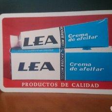 Coleccionismo Calendarios: FOURNIER 1972,CREMA LEA ORIGINAL, PERFECTO. Lote 126063906