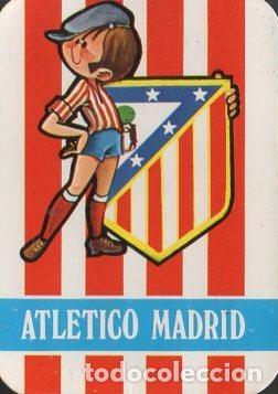Calendario Atletico Madrid.Calendario Atletico Madrid Ano 1982 Cal 9302 Sold