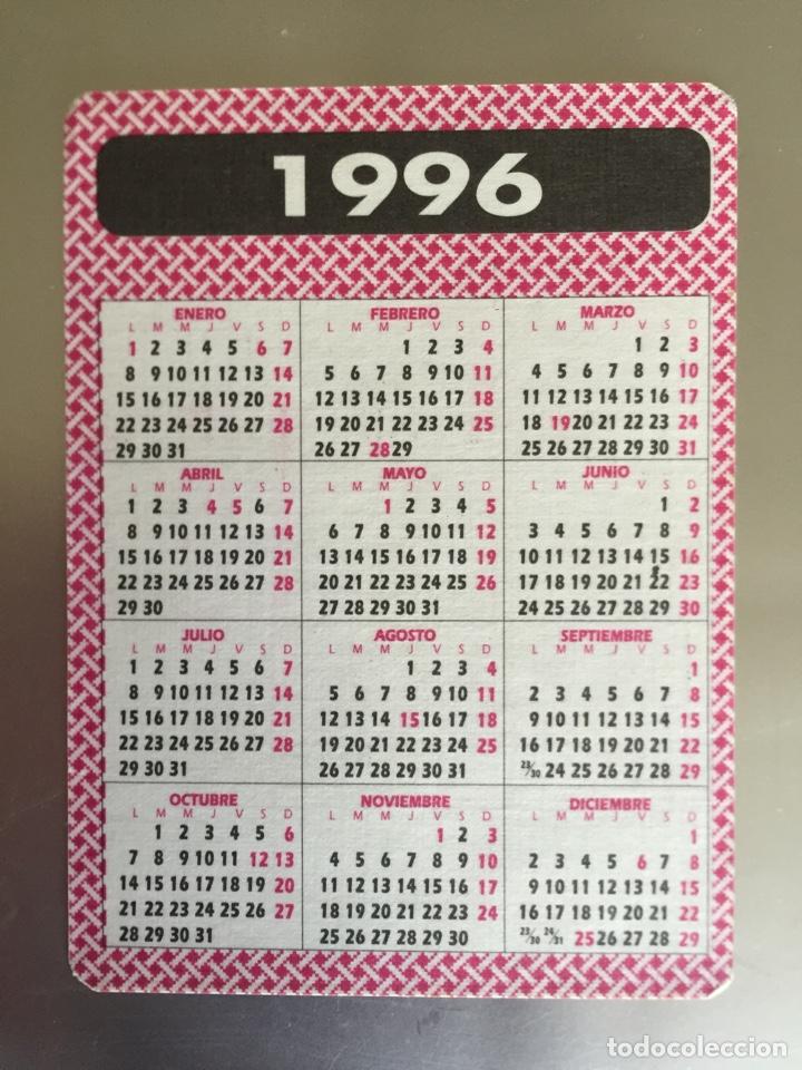 Calendario 1996.Calendario 1996