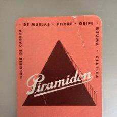Coleccionismo Calendarios: CALENDARIO 1960. Lote 127486359