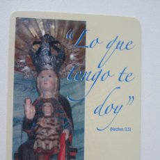 Coleccionismo Calendarios: CALENDARIO RELIGIOSO 2010. Lote 127858175