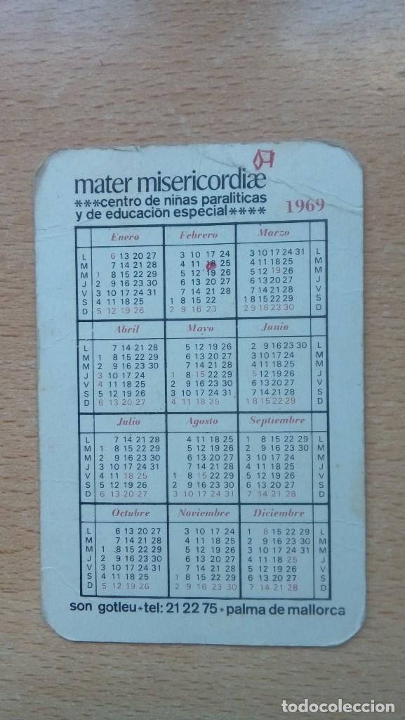 Calendario Religioso.Calendario Religioso Bon Nadal 1969