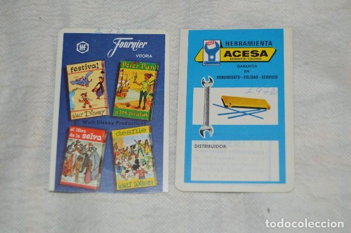 Coleccionismo Calendarios: VINTAGE - Lote 21 calendarios - HERACLIO FOURNIER - VARIADOS - AÑOS 60, 70 Y 80 - ENVÍO 24H - Foto 2 - 147769821