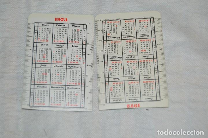 Coleccionismo Calendarios: VINTAGE - Lote 21 calendarios - HERACLIO FOURNIER - VARIADOS - AÑOS 60, 70 Y 80 - ENVÍO 24H - Foto 3 - 147769821