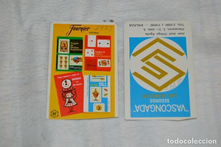 Coleccionismo Calendarios: VINTAGE - Lote 21 calendarios - HERACLIO FOURNIER - VARIADOS - AÑOS 60, 70 Y 80 - ENVÍO 24H - Foto 4 - 147769821