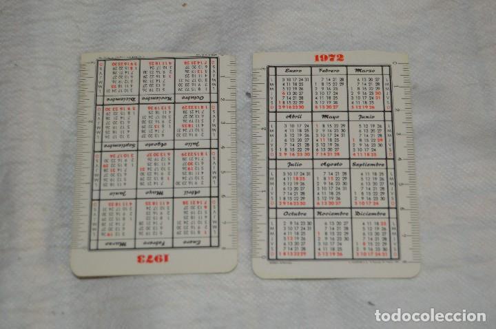Coleccionismo Calendarios: VINTAGE - Lote 21 calendarios - HERACLIO FOURNIER - VARIADOS - AÑOS 60, 70 Y 80 - ENVÍO 24H - Foto 5 - 147769821