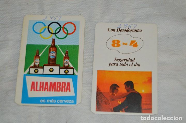 Coleccionismo Calendarios: VINTAGE - Lote 21 calendarios - HERACLIO FOURNIER - VARIADOS - AÑOS 60, 70 Y 80 - ENVÍO 24H - Foto 8 - 147769821