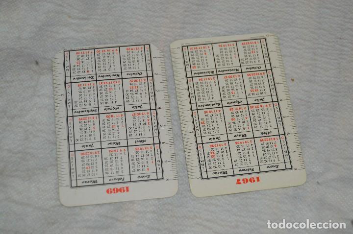 Coleccionismo Calendarios: VINTAGE - Lote 21 calendarios - HERACLIO FOURNIER - VARIADOS - AÑOS 60, 70 Y 80 - ENVÍO 24H - Foto 11 - 147769821