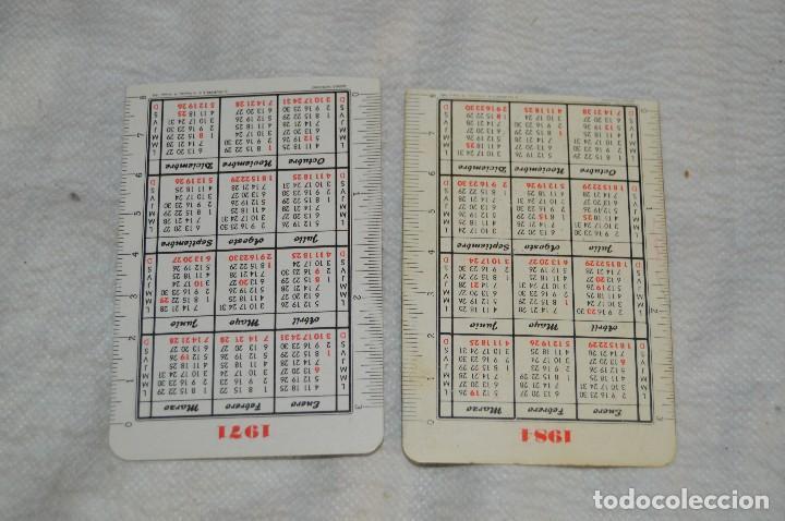 Coleccionismo Calendarios: VINTAGE - Lote 21 calendarios - HERACLIO FOURNIER - VARIADOS - AÑOS 60, 70 Y 80 - ENVÍO 24H - Foto 13 - 147769821