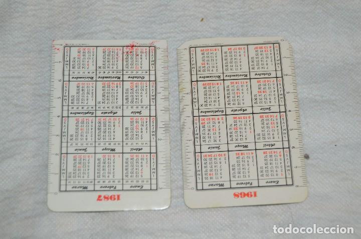 Coleccionismo Calendarios: VINTAGE - Lote 21 calendarios - HERACLIO FOURNIER - VARIADOS - AÑOS 60, 70 Y 80 - ENVÍO 24H - Foto 15 - 147769821
