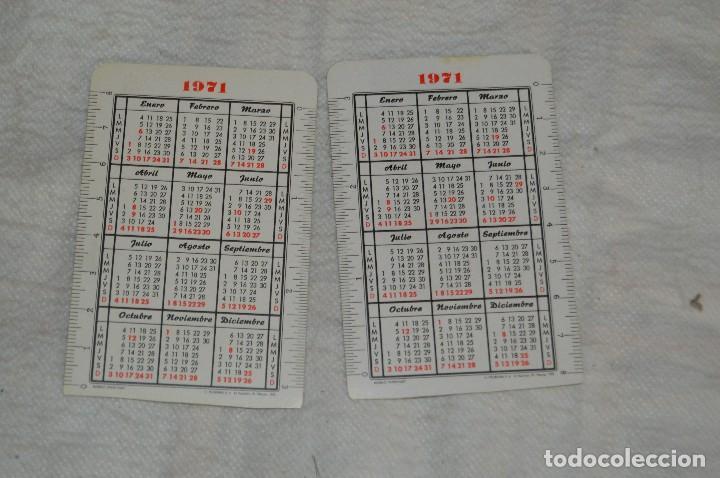 Coleccionismo Calendarios: VINTAGE - Lote 21 calendarios - HERACLIO FOURNIER - VARIADOS - AÑOS 60, 70 Y 80 - ENVÍO 24H - Foto 17 - 147769821