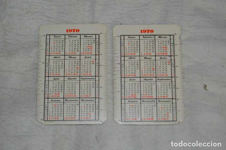 Coleccionismo Calendarios: VINTAGE - Lote 21 calendarios - HERACLIO FOURNIER - VARIADOS - AÑOS 60, 70 Y 80 - ENVÍO 24H - Foto 19 - 147769821