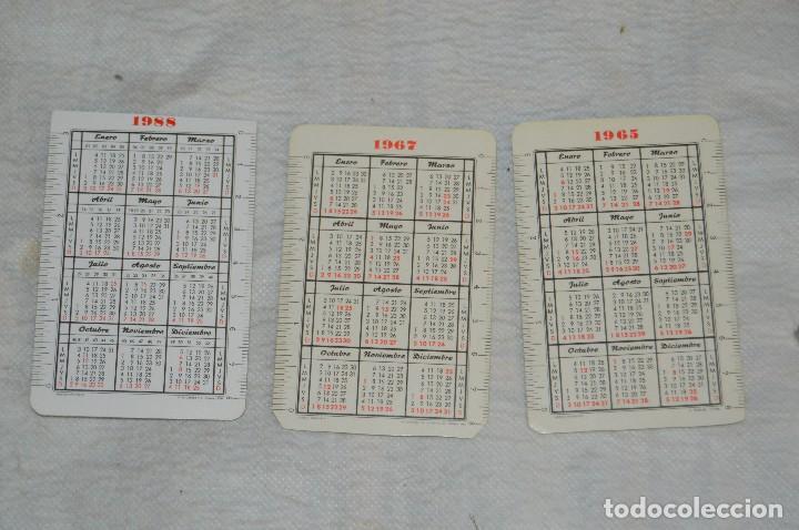 Coleccionismo Calendarios: VINTAGE - Lote 21 calendarios - HERACLIO FOURNIER - VARIADOS - AÑOS 60, 70 Y 80 - ENVÍO 24H - Foto 21 - 147769821