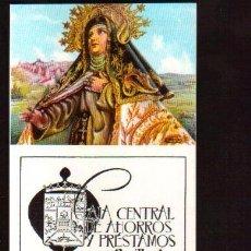 Coleccionismo Calendarios: MUY ESCASO CALENDARIO DE 1970. PUBLICIDAD CAJA DE AHORROS AVILA , MIRA TODOS MIS CALENDARIOS . Lote 128419427
