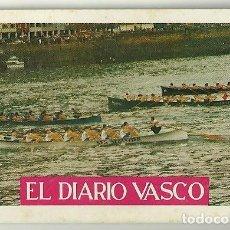 Coleccionismo Calendarios: CALENDARIO FOURNIER. EL DIARIO VASCO. AÑO 1976 . Lote 128473527