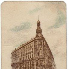 Coleccionismo Calendarios: CALENDARIO FOURNIER BURGOS. HIJA DE BRAULIO FOURNIER. BANCO ESPAÑOL DE CRÉDITO. BANESTO. AÑO 1955 . Lote 128474835