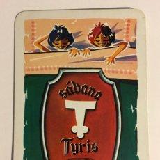 Coleccionismo Calendarios: CALENDARIO FOURNIER -1966- SABANA TYRIS. EN PERFECTO ESTADO. Lote 128494611