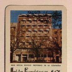 Coleccionismo Calendarios: CALENDARIO FOURNIER -1966- UNIÓN PREVISORA. EN PERFECTO ESTADO. Lote 128494691