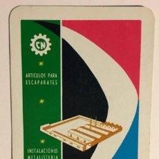 Coleccionismo Calendarios: CALENDARIO FOURNIER -1965- CARLOS NAVARRO ZARAGOZA. EN PERFECTO ESTADO. Lote 128494707