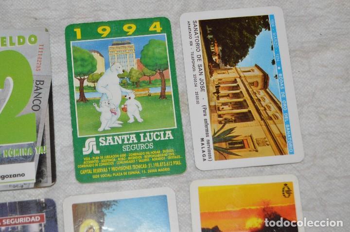 Coleccionismo Calendarios: VINTAGE - LOTE DE 8 CALENDARIOS VARIADOS HERACLIO FOURNIER - AÑOS 60 A 90 - BUEN ESTADO - ENVÍO 24H - Foto 3 - 128929255