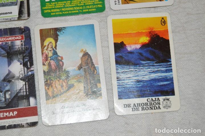 Coleccionismo Calendarios: VINTAGE - LOTE DE 8 CALENDARIOS VARIADOS HERACLIO FOURNIER - AÑOS 60 A 90 - BUEN ESTADO - ENVÍO 24H - Foto 4 - 128929255