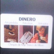 Coleccionismo Calendarios: CALENDARIO FOURNIER 1975 BANCO BILBAO. Lote 129337419