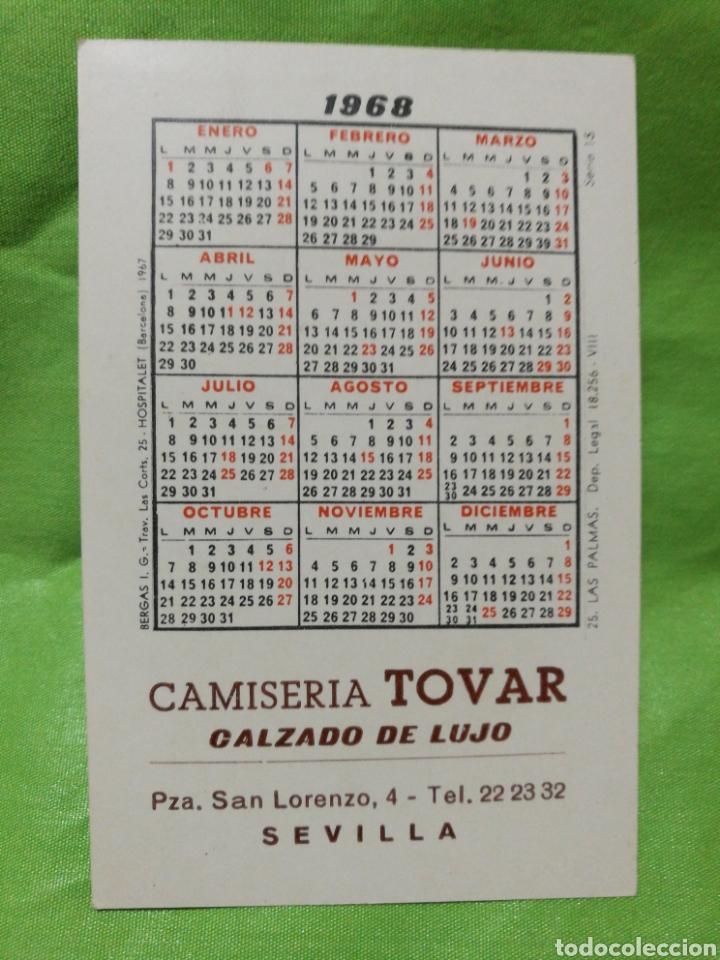 Calendario 1968.Calendario 1968 Las Palmas