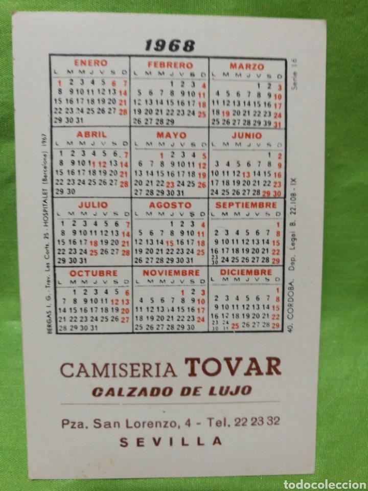 Calendario 1968.Calendario 1968 Cordoba
